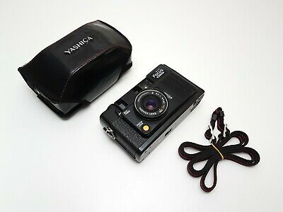+ FILM TESTED + Yashica Auto Focus Motor 35mm Compact Point & Shoot Film Camera