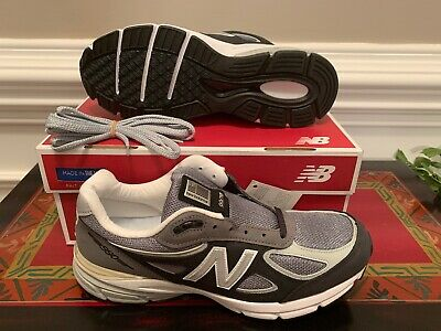 san francisco 8e50b f86a7 NEW BALANCE 990V4 Running Shoes Gray $185 Suede NEW Women's ...