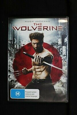 The Wolverine - Hugh Jackman  - pre-owned (R4) (D181)