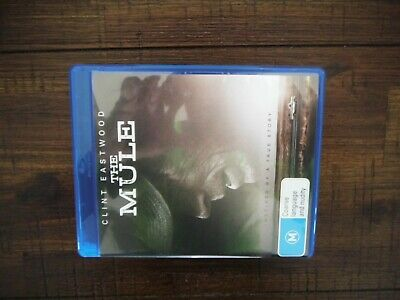 Clint Eastwood The Mule Blu-Ray New