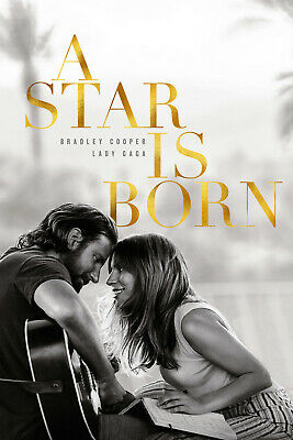 A Star Is Born (DVD, 2019) Ex rental