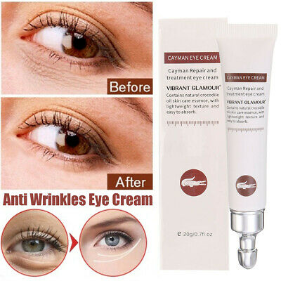 ANTI-AGING WRINKLE EYE SERUM 40ML / Lifting Firming Eye Cream Korean Cosmetics