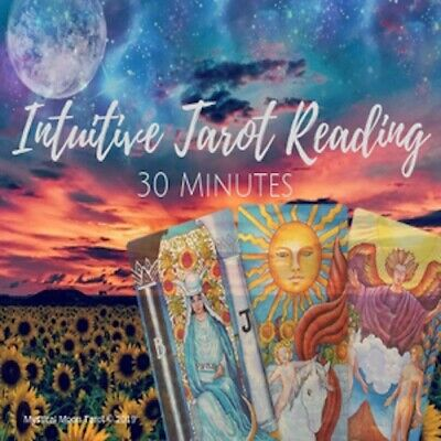 30 Minute Phone Psychic Tarot Card Reading Special Offer