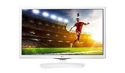 """LG 28"""" TV LG 28MT49VW-WZ 28"""" HD Ready LED TV Monitor with Freeview"""