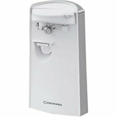 Cookworks Can Opener - White