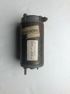 Meyer Products 24 Volt Electro Touch Motor 15338