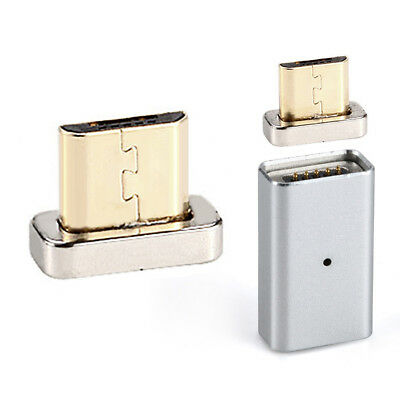 Micro USB Charging Cable Magnetic Adapter Data Charger For Android Samsung