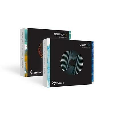 iZotope Ozone 8 Advanced for Mac OS