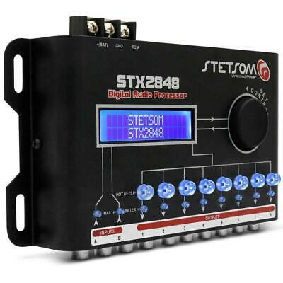 STETSOM STX104 5-WAY Crossover - Similar Taramps Crx 5