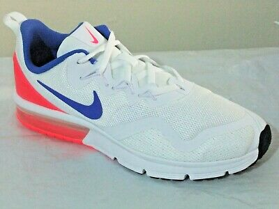 on sale 59cf1 47c02 Nike Air Max Fury Boys Mens Shoes Trainers Uk Size 6 Euro 39 Aa8126 100