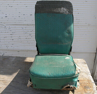 Vintage WILLY'S JUMP SEAT with FRAME Jeep Wagoneer Overland