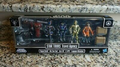 Travel Agency STAR WARS Star Tours DISNEY Parks Exclusive Pack
