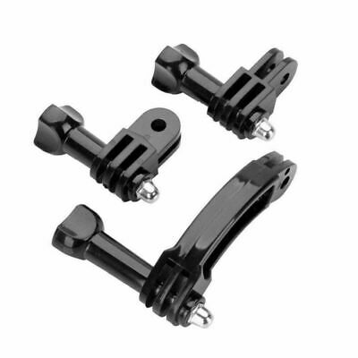 GoPro Helmet Front Mount Bracket J-Hook Buckle Angle Qdjustable for Hero 7/6/5/4