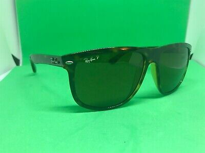 09d0928fe847a0 Genuine Ray-Ban Rb4147 710 57 60 15 Brown Classic Tortoise Polarized  Sunglasses