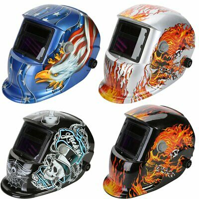 NEW PRO Solar Auto Darkening Welding Helmet Mask MIG/ARC/TIG Welder Machine AU