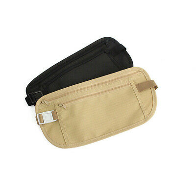 Bag  Hidden Travel  Pouch Wallet  1PC Waists  Security  RFID  Money Belts