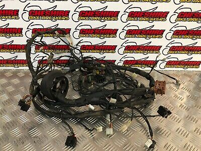 Piaggio X9 125 2000 2001 2002 2003 2004 2005 2006 2007 Main Wiring Loom Harness