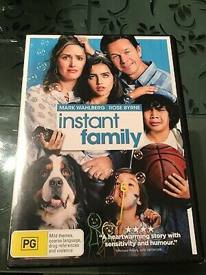 Instant Family : 2019 : NEW DVD : Australian Stock :