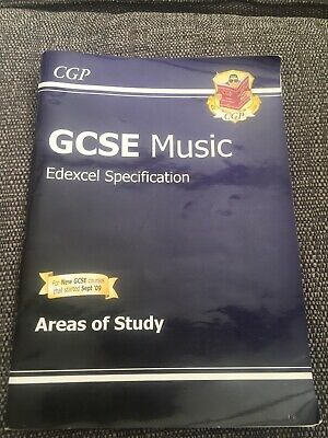 GCSE MUSIC EDEXCEL Areas of Study Revision Guide (A*-G