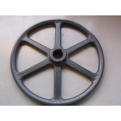A Type Pulley Double V Groove Bore 19mm OD 100mm for A Belt Motor