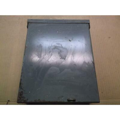 General Switch Co. R6610 100 Amp 120/240 Volt Fused Disconnect