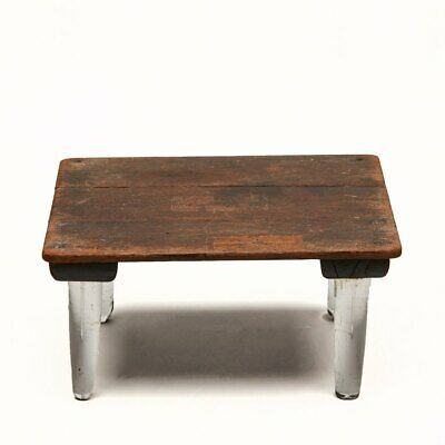 Antique Electric Shock Or Lightning Stool 19Th C.