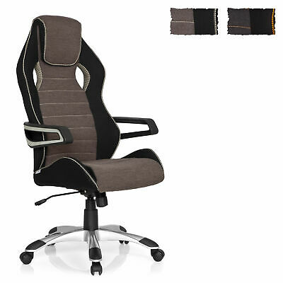 Gaming Chair Office Chair Fabric executive chair RACER PRO III hjh OFFICE