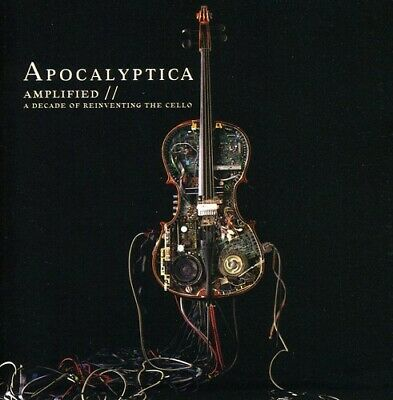 Amplified-Decade Of Reinventing The Cello - 2 DISC SET - Apocaly (2008, CD NEUF)