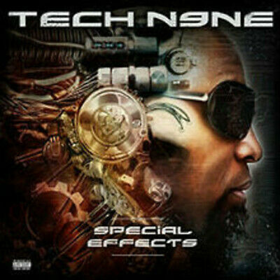 Special Effects - 2 DISC SET - Tech N9ne (2015, CD NEUF) Explicit Version