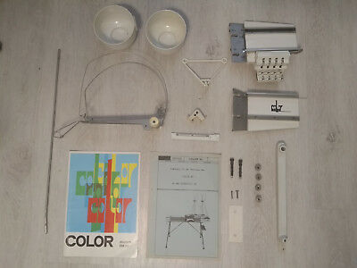 Komplett-Set 4-Farb-Wechsler Color Strickmaschine Duomatic 80