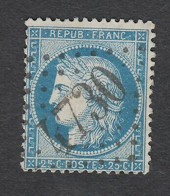 N°60 Gc 4730 Ferrieres Sur Sichon Allier Timbre Stamp Briefmarken