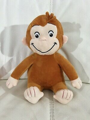 CURIOSO COME GEORGE Peluche 30cm Curious George Cartone Animato