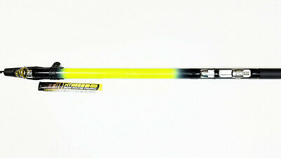 HT SHOOTING STAR Telescopic Series Crappie Pole, Rod W/ Line Winder