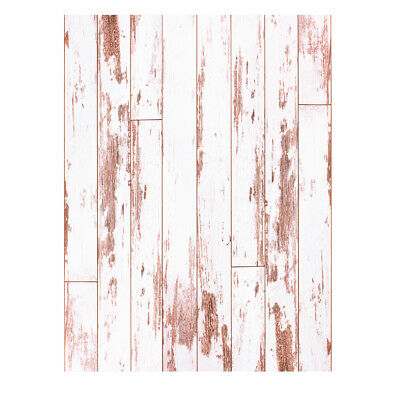 Andoer Photography Backdrop Wooden Board for Baby Studio Portrait Shooting O3L1