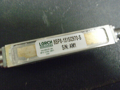 Lorch Microwave 8Bp8-1515/2970-S Free Shipping