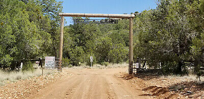 Arizona Land in the Juniper Mountains, near Seligman, AZ - OWNER FINANCING!