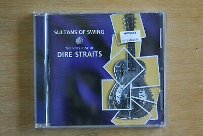 Dire Straits ‎– Sultans Of Swing (The Very Best Of Dire Straits)      (Box C772)