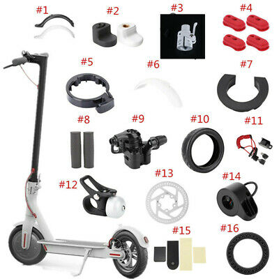RUBBER COVER PLUG for XIAOMI MIJIA M365 Electric Scooter