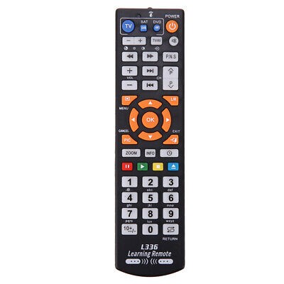 Copy Smart Remote Control Controller With Learn Function For TV CBL DVD SAT