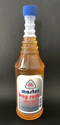 Master Bay Rum After Shave 443ml Cool Fresh Soothing NEW