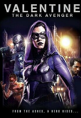 VALENTINE: Dark Avenger (2019) DVD Only