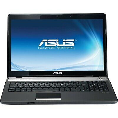 Asus N61J Intel Core i7 720 1.60 Ghz 4 Gb Ram 256 Gb SSD Win 7 Home DVDRW HDMI