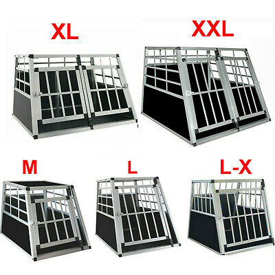 Hundetransportbox  Alu Transportbox Hundebox Autotransportbox Reisenbox Alubox