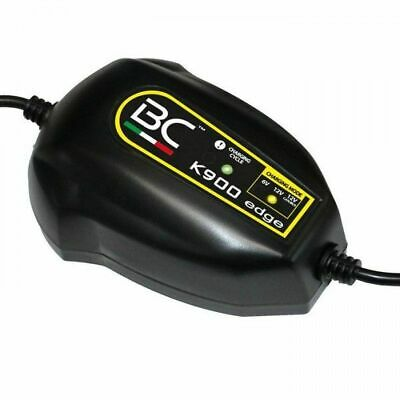 Batterieladegerät BC K900 EDGE, 6+12 Volt/CAN-Bus, Ladestrom: 1A / Batteriekapaz