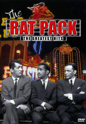 Rat Pack, The - Greatest Hits DVD (2003) Frank Sinatra New