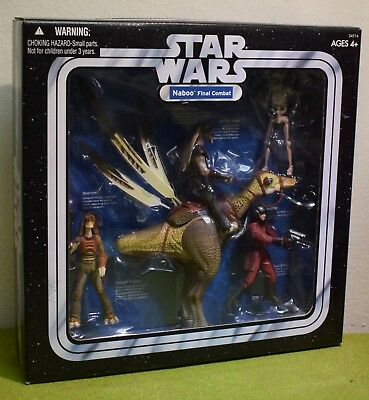 Star Wars Original Trilogy Collection Naboo Final Combat Episode 1