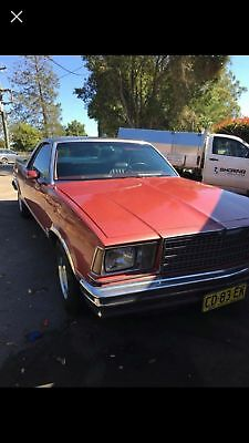 1979 Chevrolet El Camino 350 V8 not pontiac dodge gm holden ford 12 months rego