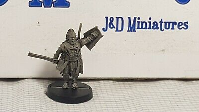Games Workshop NLP Lord Of The Rings The Fellowship of the Ring Lurtz Metal 2001