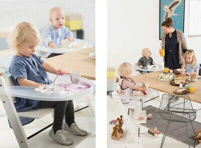 Stokke Tripp Trapp Play Tray - Clear