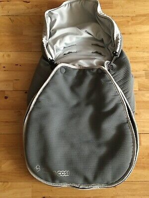 Maxi Cosi Footmuff / Cosy Toes for CabrioFix or Pebble Car Seat
